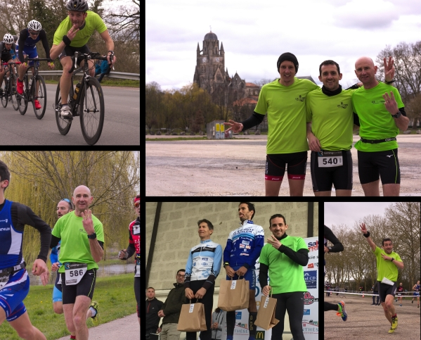 Duathlon adultes