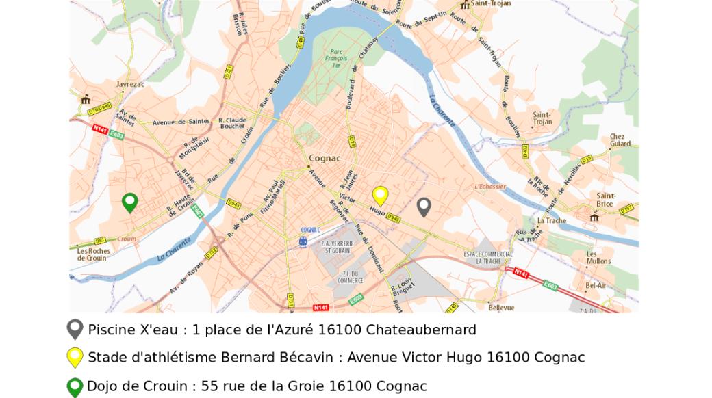 Plan cognac Xeau