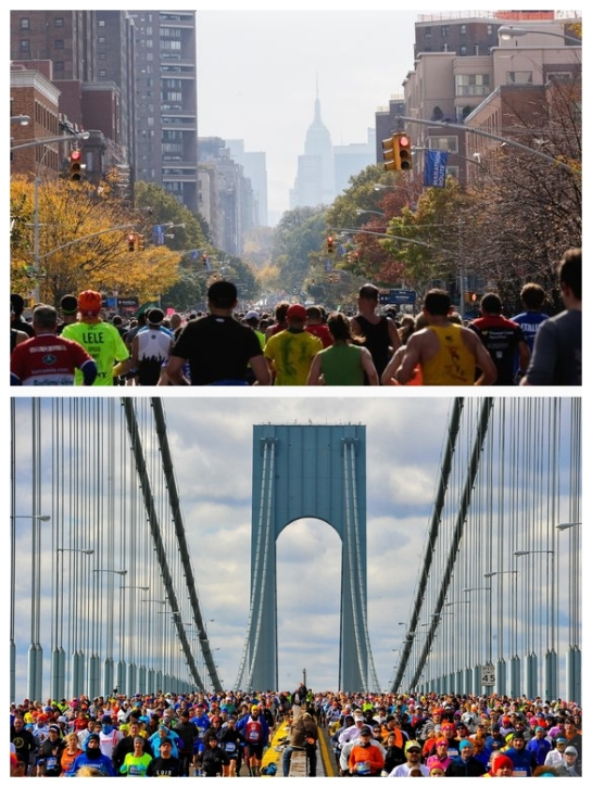 2018.11.05 - Marathon New york