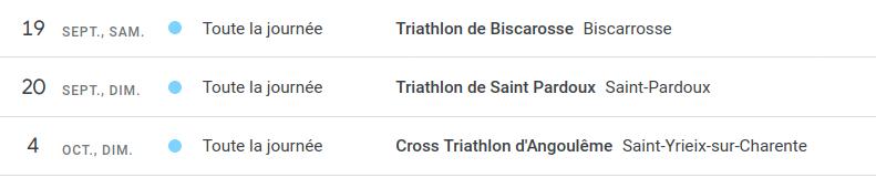 Triathlon S 3